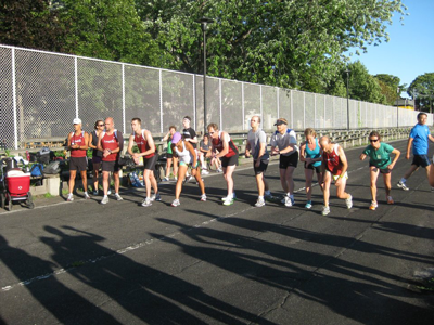 track-mile